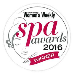 Singapore Women's Weekly SPA Awards 2016