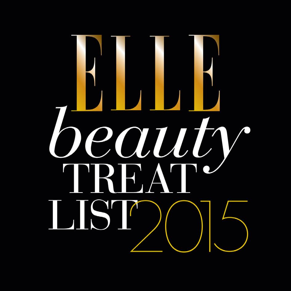 ELLE Beauty Treat List 2015