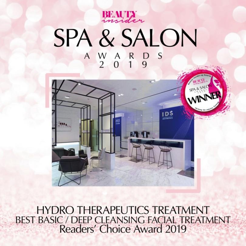 Beauty Insider: Spa & Salon Awards 2019