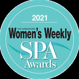 Singapore Women's Weekly SPA Awards 2021