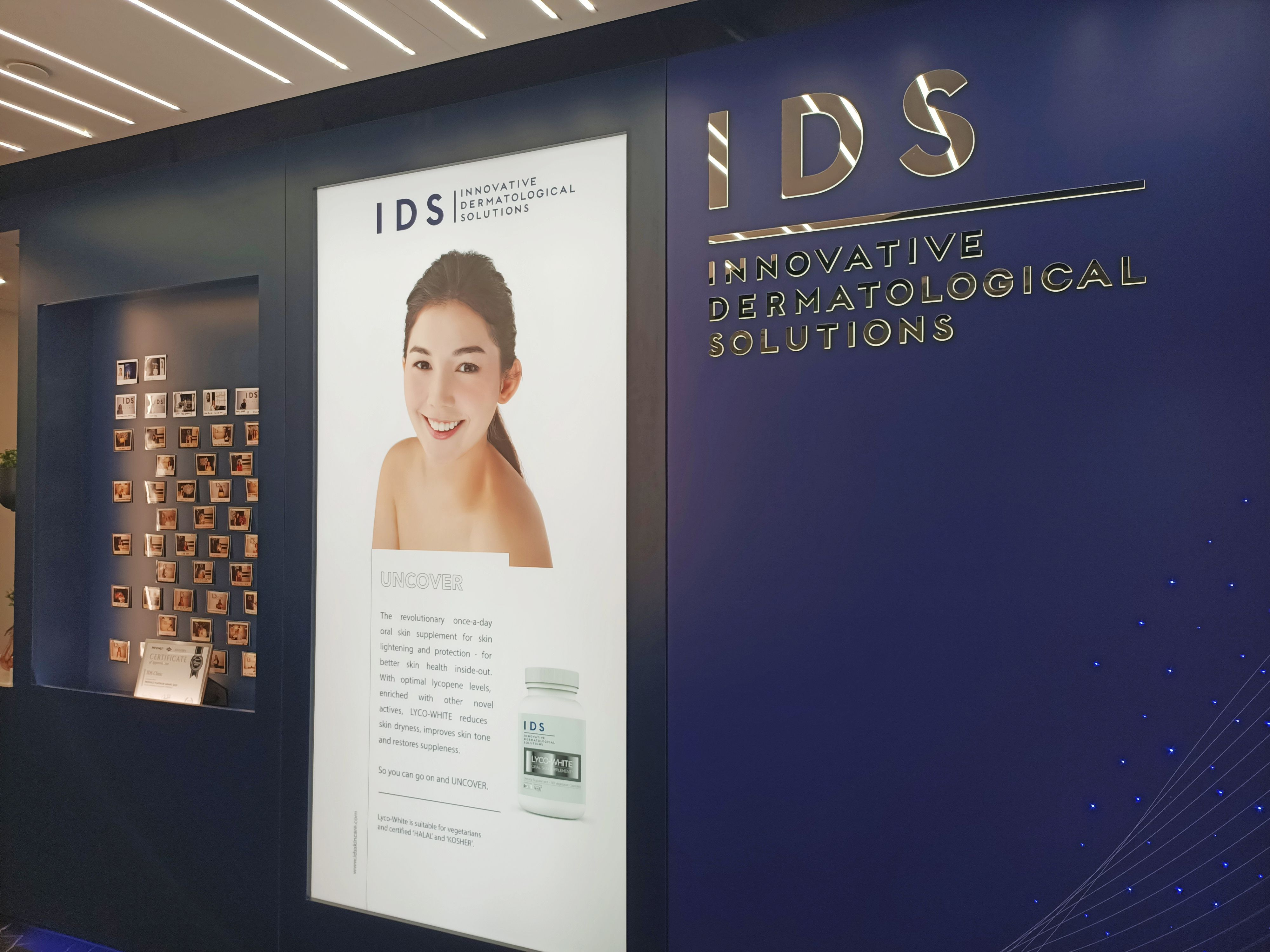 [ Tracy ] My IDS Journey: Cryo Therapeutics Treatment - The Coldest Facial in IDS Aesthetics