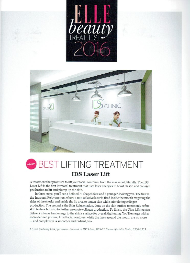 Best Lifting Treatment