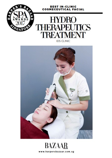 Best In-Clinic Cosmeceutical Facial